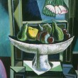 Chair and Bowl of Fruit. 1970